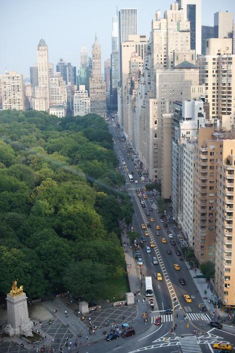 Summer Day, New York City photo via sevvven