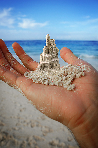 Sand Castle, Dominican Republic