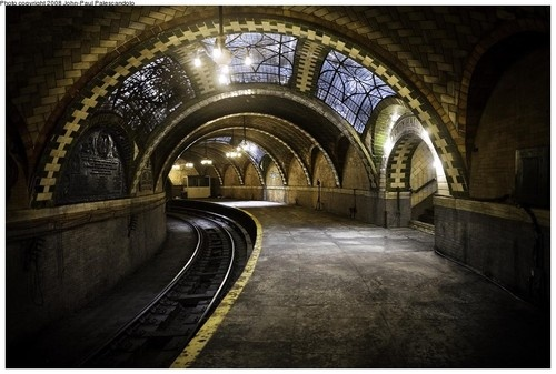 Subway Station, New York City