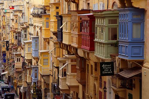 Malta - Valletta (by vanto5)