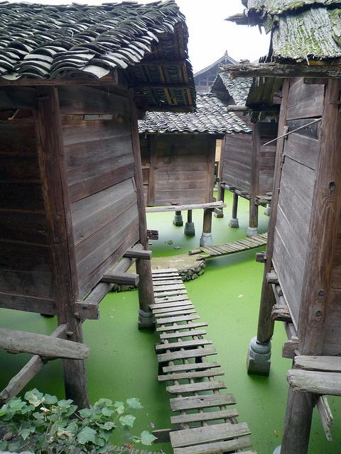 water village, china sbeautiful